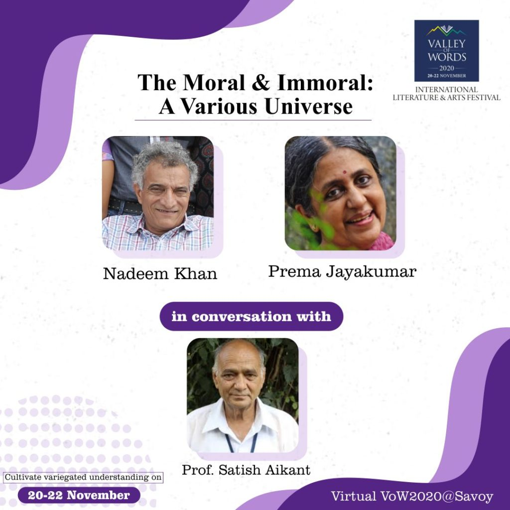 The Moral & The Immoral: Existentialism in Translation