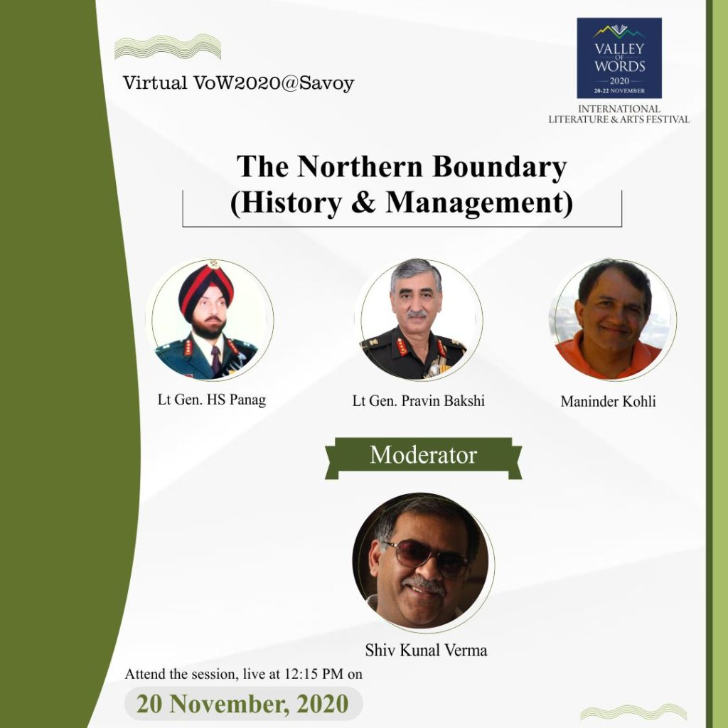 The Northern Boundary (History & Management)
