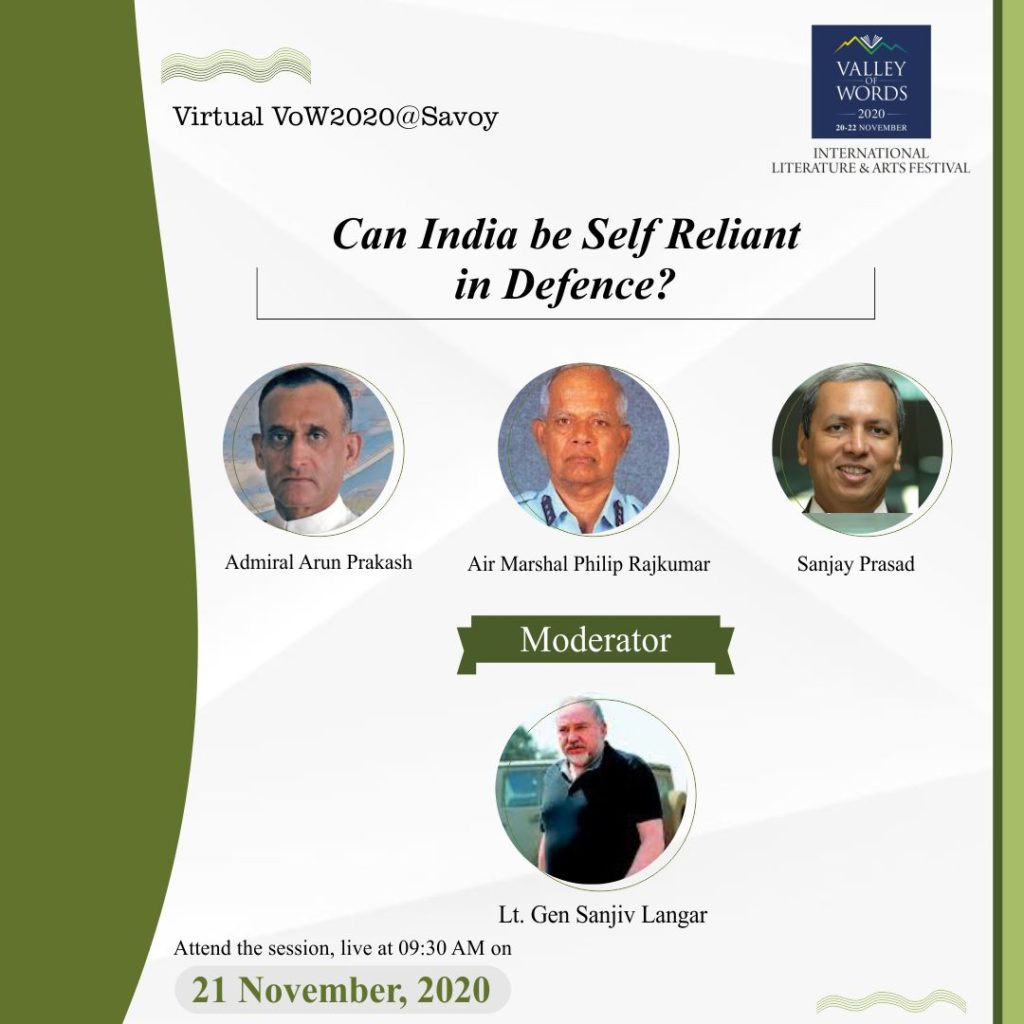 Can India be Self Reliant in Defence?